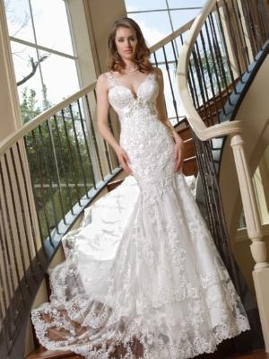 Alina - Da Vinci Bridal 50159