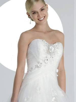 Impression Bridal 10073