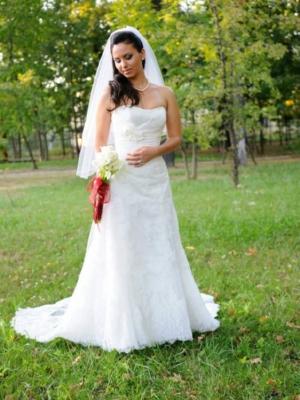 Andreea Grozoiu - Da Vinci Bridal 8357