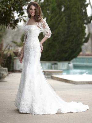 Da Vinci Bridal 8436