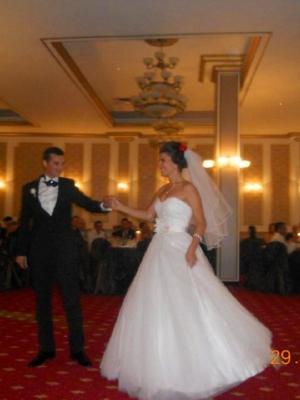 Cristina - Da Vinci Bridal 8445