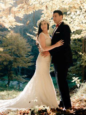 Miruna - Rochie Da Vinci Bridal 50145