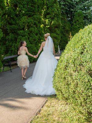 Irina Dana - Da Vinci Bridal 50207