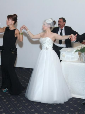 Georgiana - DaVinci Bridal 50163