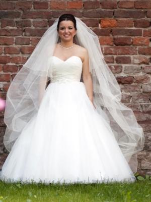 Rodica - DaVinci Bridal 8445