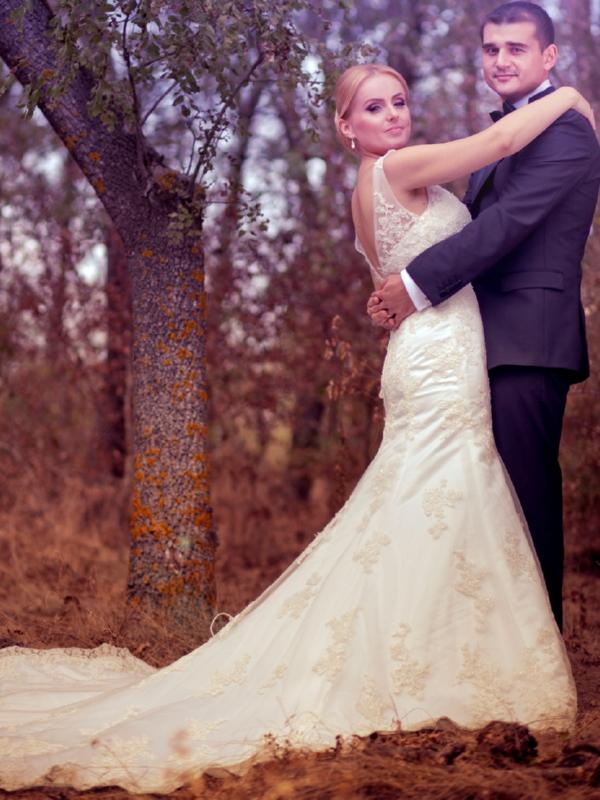 Cristina  - Da Vinci Bridal 50147