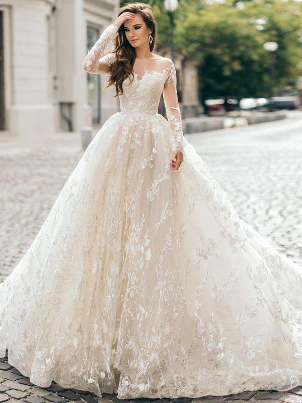 Rochii De Mireasa Printesa Rochie Mireasa Princess 2019