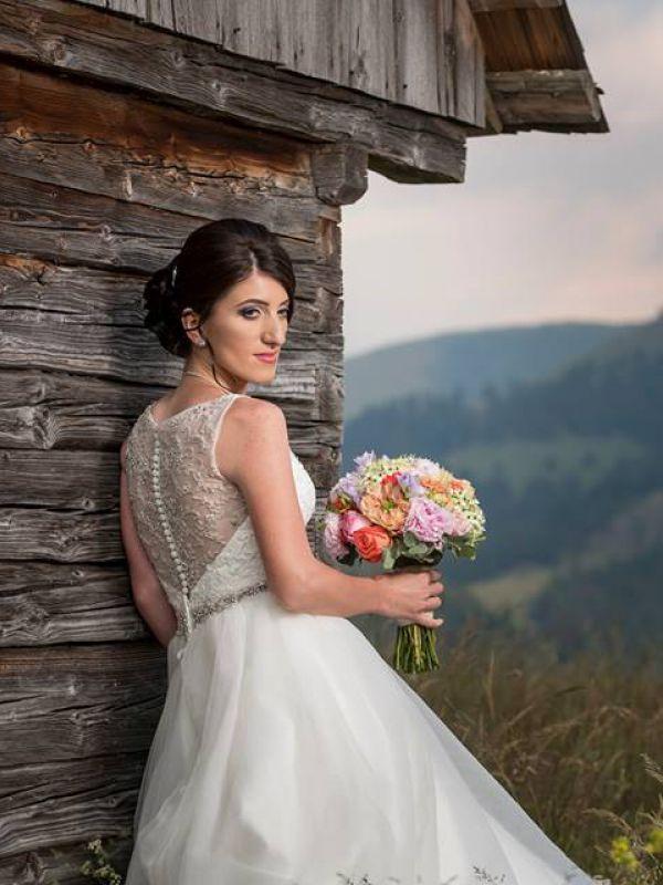 Delia - DaVinci Bridal 50313