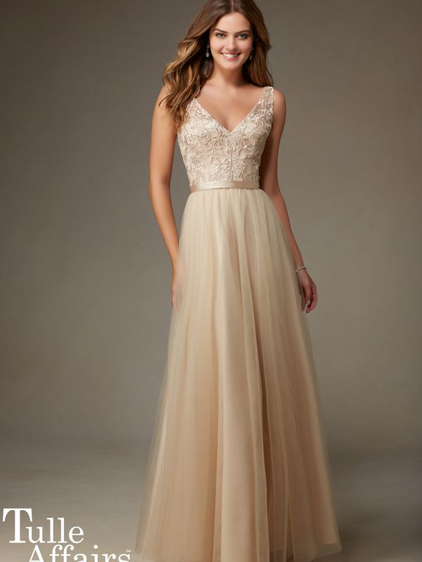 Mori Lee Bridesmaids 134