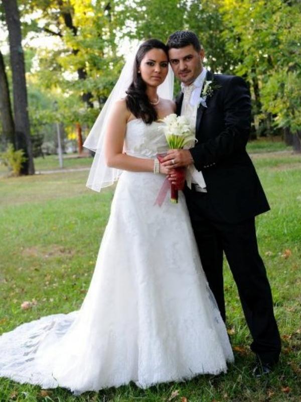 Andreea - Da Vinci Bridal 8357
