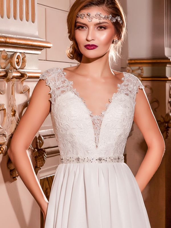 AMEDEEA by Amanda Bridal 5019