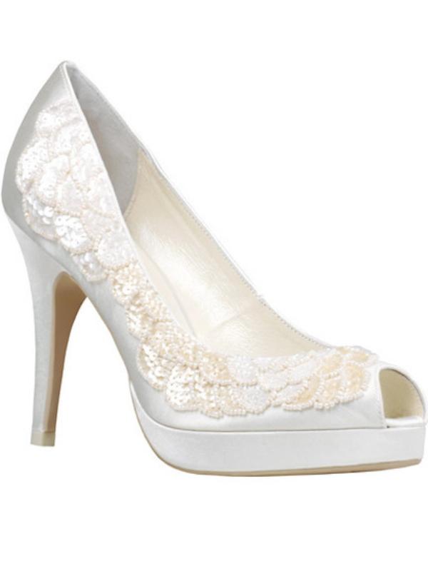 Pantofi mireasa MENBUR 4324