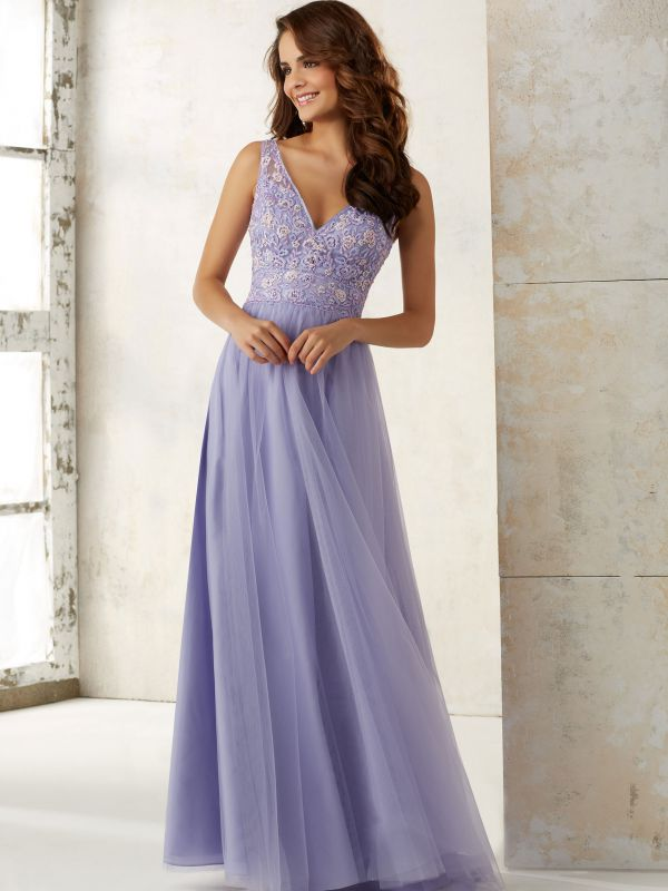 Mori Lee Bridesmaids 21521