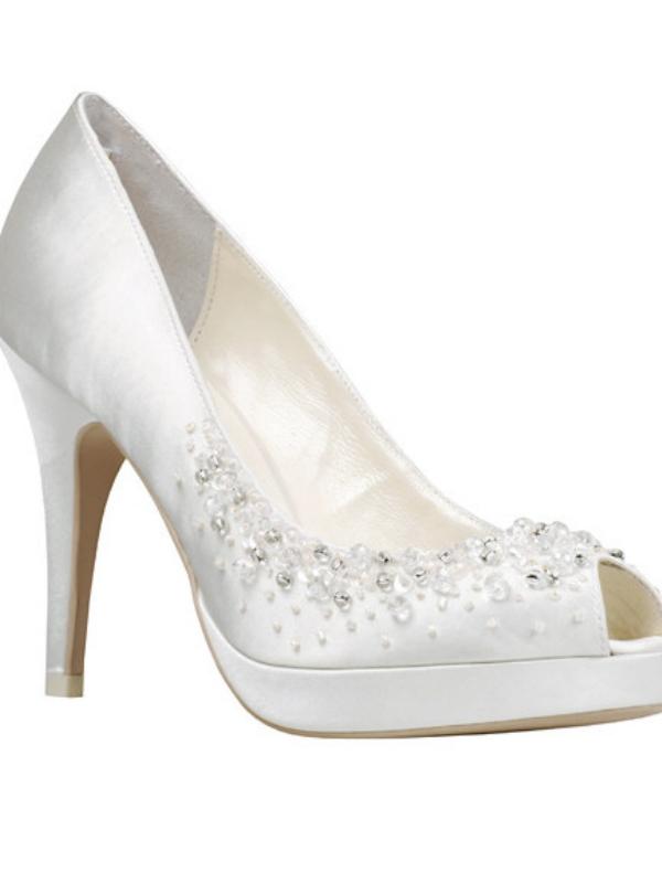 Pantofi mireasa MENBUR 4345