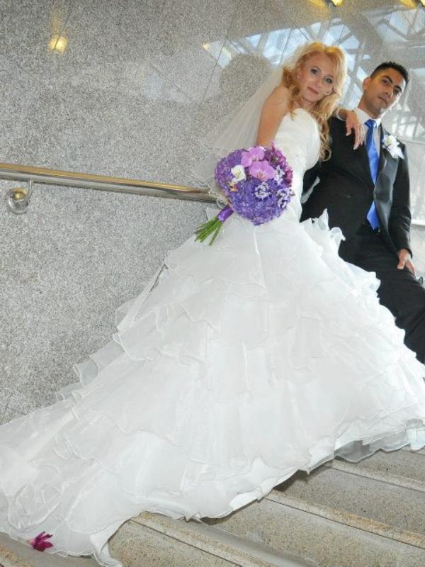 Anca Elena - Da Vinci Bridal 50082