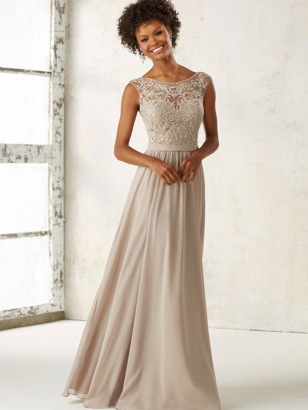 Mori Lee Bridesmaids 21522