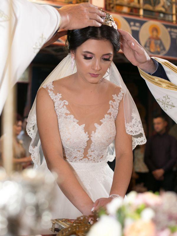Elena - rochia de mireasa JUSTIN