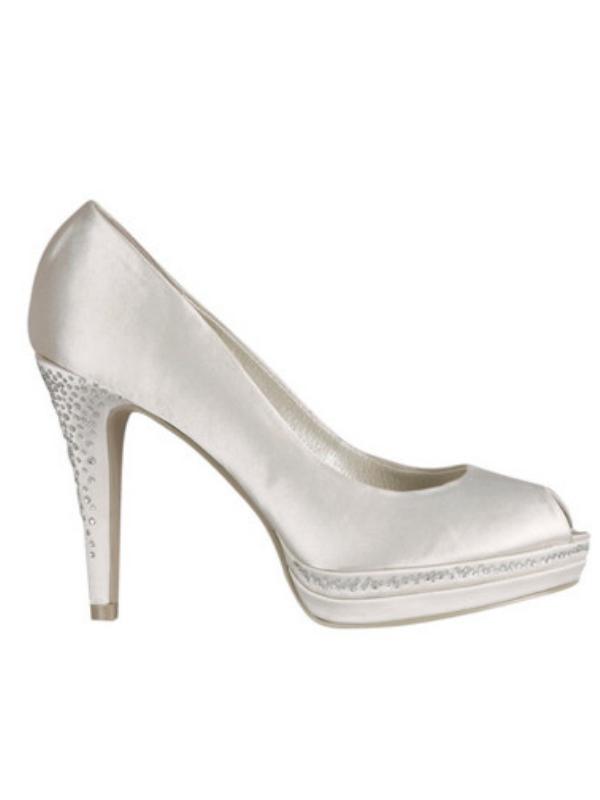 Pantofi mireasa MENBUR 4320