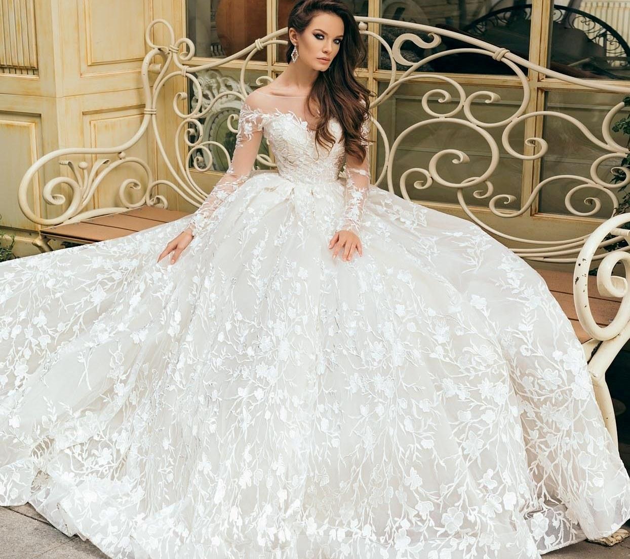 Rochii de mireasa AMANDA DI VELLI 2018